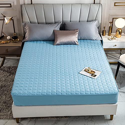 BOLO Sábanas fáciles de limpiar, sábanas planas, 120 x 200 cm+15 cm