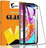 A-VIDET [3 Unidades Protector Pantalla Samsung Galaxy A70,Cristal Vidrio Templado Premium 9H Dureza...