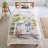 Disney(ディズニー) 枕カバー プー 43x63cm SB-481-D-P 100210628103-01-01