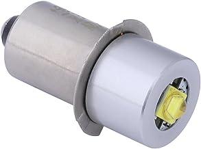 JOMITOP 18v Led Flashlight Bulb LED Upgrade Bulb for Ryobi Milwaukee Craftsman 18V Lamp Maglite Flashlight DC Replacement ...