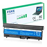 FSKE® 42T4751 42T4755 51J0498 51J0499 42T4791 42T4235 Batería para Lenovo E40 E50 T420 T410 W520 T520 T510 T410i W510 SL510 L520 E425 E520 E525 Notebook Battery 10.8V 7800mAh 9-Celda