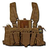 RAPDOM Tactical Molle Chest Rigs, Coyote