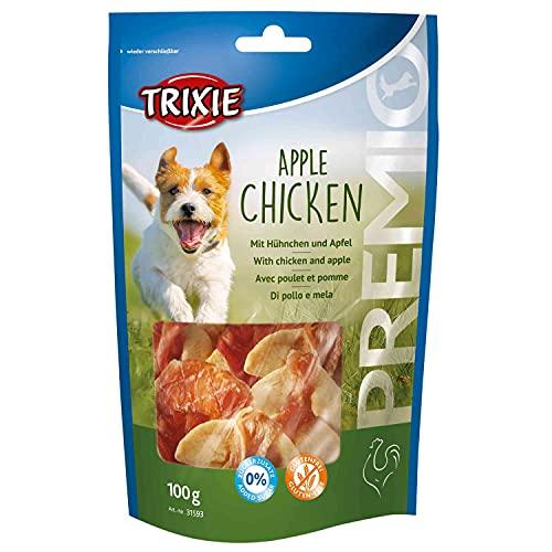 TRIXIE Snack PREMIO Apple Chicken 100g Cane