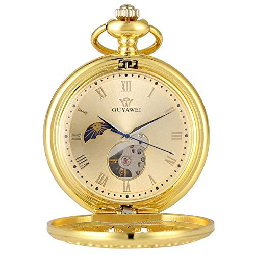 Water cup Vintage Pocket Watch Pocket Watch Antique Hollow Spider Web Pendant Clock Hand Winding Mechanical Pocket Watch Roman Numerals Display Pocket Hanging Chain Watches