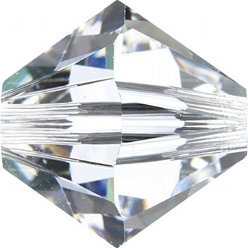 Swarovski Kristall Xilion Kristall Perlen, 50 Stück 6mm, Schmuck selbermachen