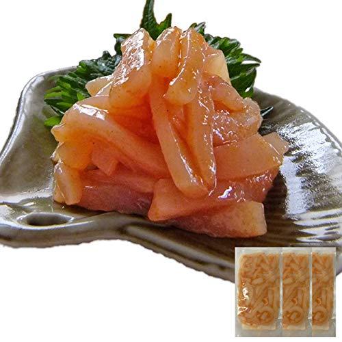 お中元 ギフト イカの明太和え60g×3袋 *14時までのご注文 ヤマキ食品 イカ屋荘三郎