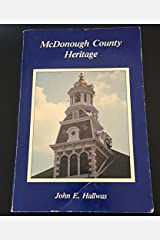 McDonough County heritage Paperback