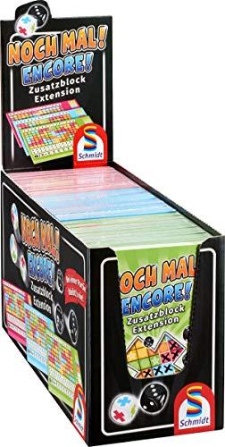 Schmidt Spiele SSP49337 - Noch Mal: Zusatzblock (model sortiert)