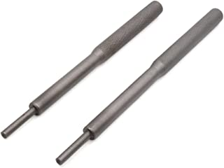 uxcell a18041100ux0170 Metal Valve Guide Remover Grinding Stick Lapping Tool Dark Gray for Motorcycle