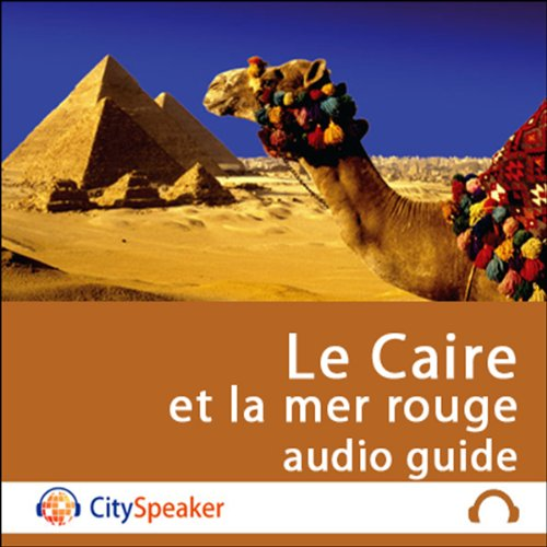 Le Caire et la mer rouge audiobook cover art