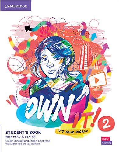 Own It! Level 2 Student's Book with Practice Extra