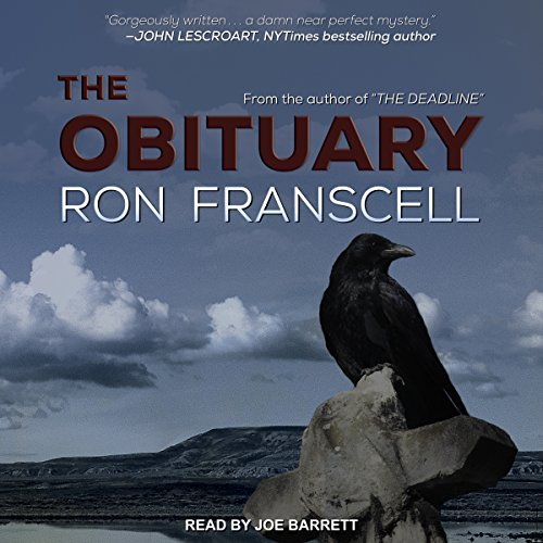 The Obituary Audiobook By Ron Franscell cover art