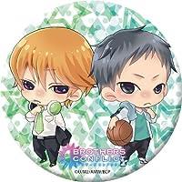 TVアニメ BROTHERS CONFLICT 缶ミラー 棗&昴