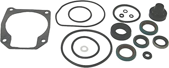 Lower Gearcase  Johnson//Evinrude 25-50hp 2cyl 1989-1995 433550 Seal Kit