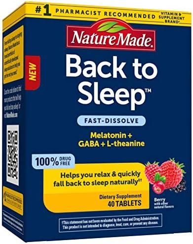 Top 10 Best melatonin sleep tablets Reviews