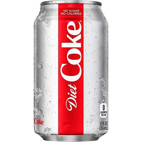 Coca-Cola Diet Coke, 12 Ounce, 32 Cans