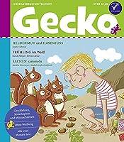 Gecko Kinderzeitschrift Band 83: Die Bilderbuchzeitschrift
