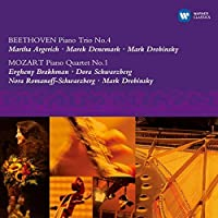 Beethoven: Piano Trio Etc. by Martha Argerich