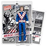 Evel Knievel 12 Inch Action Figures Series 1 Re-Issue: Blue Jumpsuit