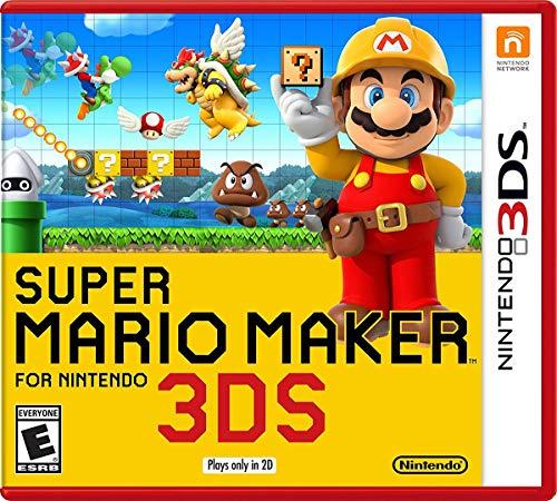 Super Mario Maker for Nintendo 3DS - Nintendo 3DS