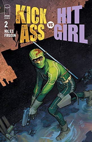 KICK-ASS VS HIT-GIRL #2 A JRJR ED (MR)