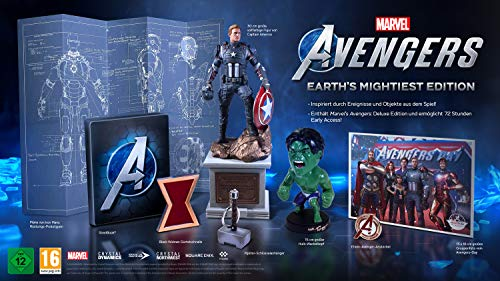 Marvel's Avengers Earth Mightiest Edition (PS4)