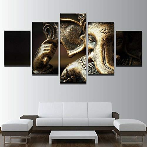 Stampa di Immagini d'Arte Digitale di Pittura Moderna   Tela Decorativa per Soggiorno o Camera da...