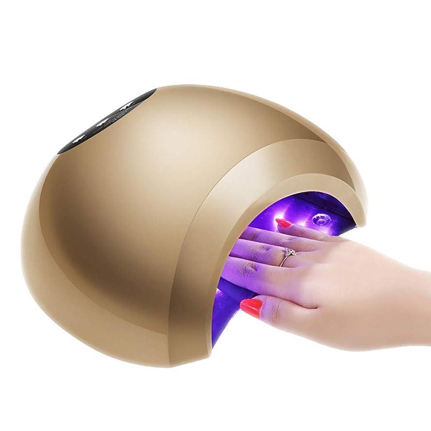 真夜中レンダー道を作る釘のドライヤー - 自動赤外線センサー、二重光源のLEDランプのゲルのドライヤーのマニキュアが付いている紫外線携帯用LEDの釘ランプ