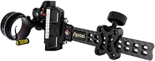 Axcel Archery Sights AccuTouch Carbon Pro Sight with X-41 Scope .019, Right Hand/Left Hand