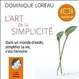 L'art de la simplicité - Format Téléchargement Audio - 15,30 €