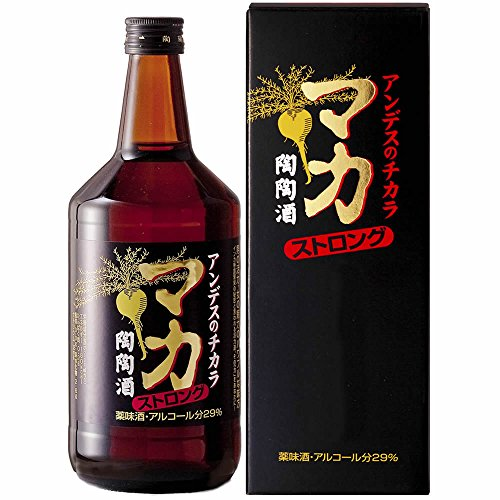 陶陶酒本舗 マカ ストロング 720ml