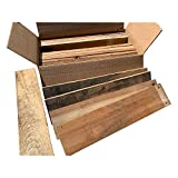 Reclaimed Pallet Wood - 16' Lengths - Natural, Rustic, Rough and Repurposed