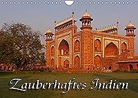 Zauberhaftes Indien (Wandkalender 2022 DIN A4 quer): Indien mit herrlichen Landschaften und lebendigen Staedten. (Monatskalender, 14 Seiten )