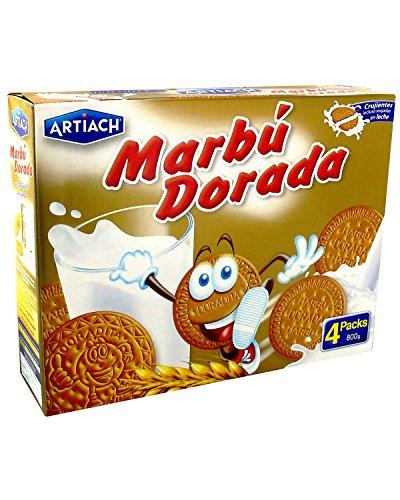 Kekse Marbú Dorada Max - 800 g