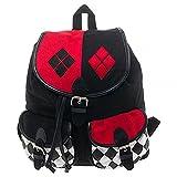 Backpack - DC Comics - Harley Quinn Knapsack School Bag jk2rr8dco by DC Comics