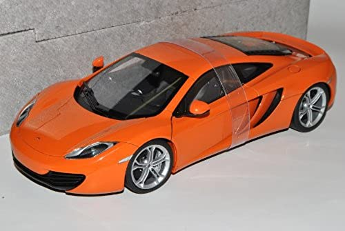 AUTOart McLaren MP4-12C Orange 2011 76006 1 18 Modell Auto