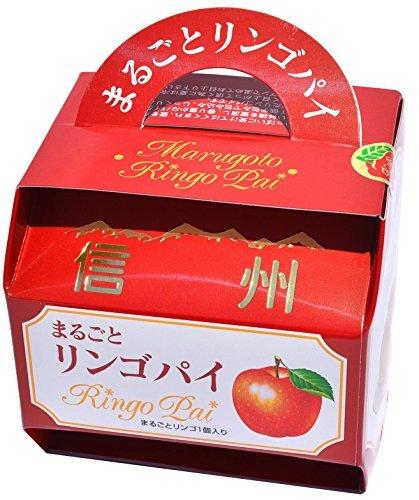 千曲製菓有限会社 千曲製菓 信州 まるごとリンゴパイ りんごがまるごと1個入