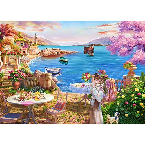 Puzzle 1000 Teile,Puzzle für Erwachsene,Puzzles farbenfrohes...