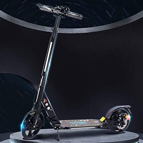 MYAOU Scooters para niños de 10 a 12 años Stunt Kids Trick Scooter Puños Estilo Bicicleta Cubierta de Aluminio Freestyle Pro Scooter Manillar Ajustable y Frenos de Pinza