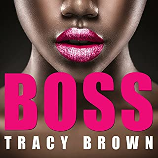 Boss audiobook cover art