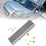 WANGXL Filtro de habitáCulo para Peugeot Partner Tepee Box Platform Chassis 2008-2018, Filtro de Aire Coche de carbón Activo Que filtra eficazmente el Polvo de Polen, 11.54×3.78×1.18 Inch
