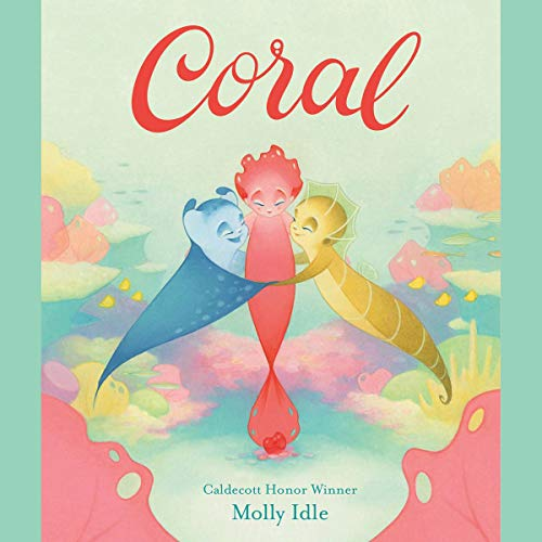 Coral cover art