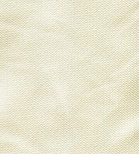 和の布本シルクジャガード織(ミルキーホワイト)110cm幅、シルク100% 表側は2.5mmマス目織で、裏側にも違った模様のジャガード織となっています。