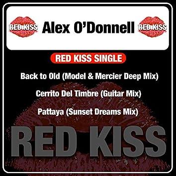 Red Kiss Single