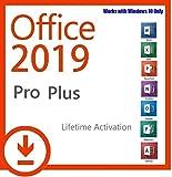 MS Office 2019 Professional Plus 32/64 bit - Chiave di Licenza Originale | Consegna 1h-24h via e-mail and Amazon Messaggio