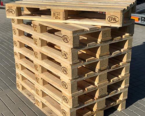 Schroth Home 10x EURO Palette 120 x 80 – Europalette EPAL 1 – fabrikneu – aus Fichtenholz – direkt vom Hersteller