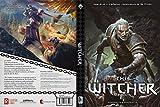 Holocubierta- The Witcher Libro Básico - Juego de rol - Español, Color (HOLWIT01)