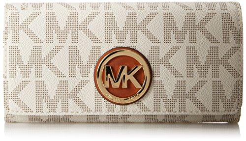 Michael Kors Fulton Carryall Women\'s Leather Wallet