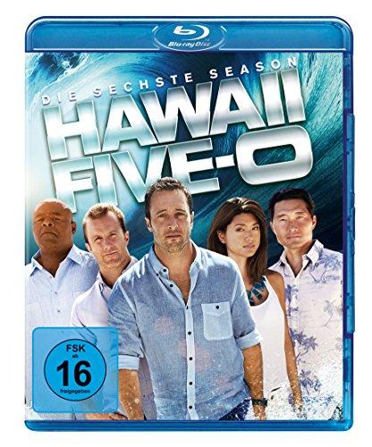 Hawaii Five-0 - Season 6 [Blu-ray]
