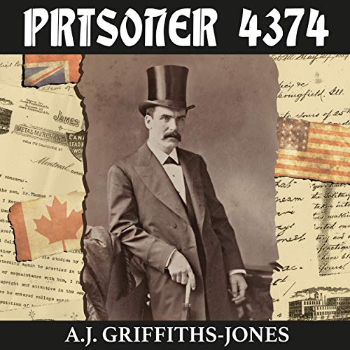 Prisoner 4374 audiobook cover art